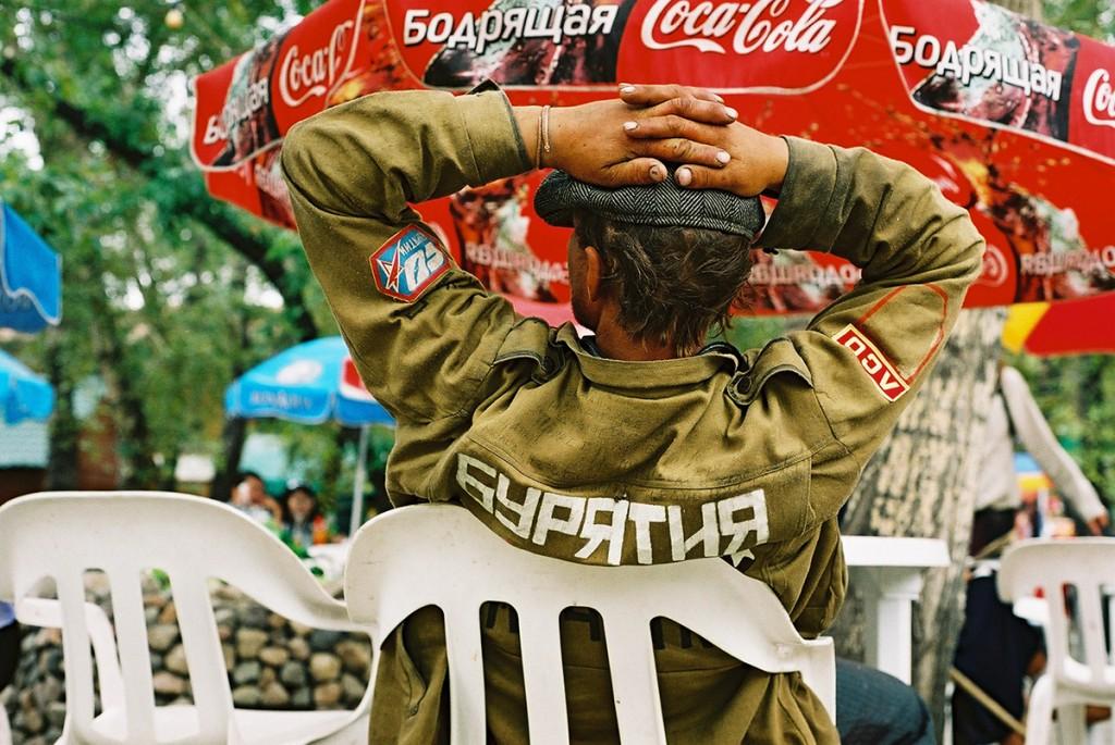 Buriacja - lokalny patriota