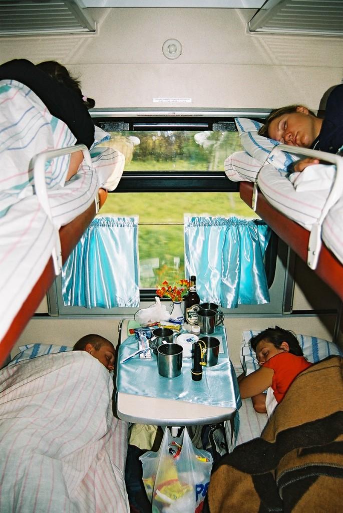 Po lekkim przepiciu trzeba się wyspać, aby mieć siłę na ... picie :)