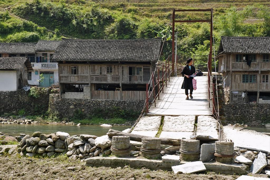 Wreszcie chińska wioska