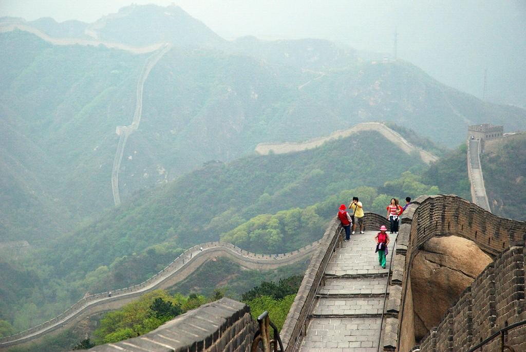 """Ten widok """"prawie bez turystów"""" trwał jedną milionową sekundy"""
