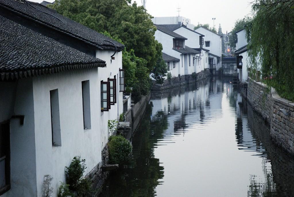 Suzhou - chińska Wenecja