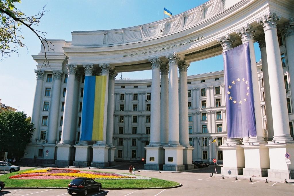A było to w czasach kiedy w Kijowie na budynkach rządowych wisiały flagi Unii Europejskiej