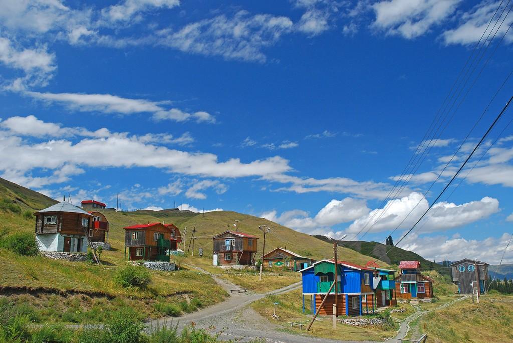 Turystyka po kazachsku