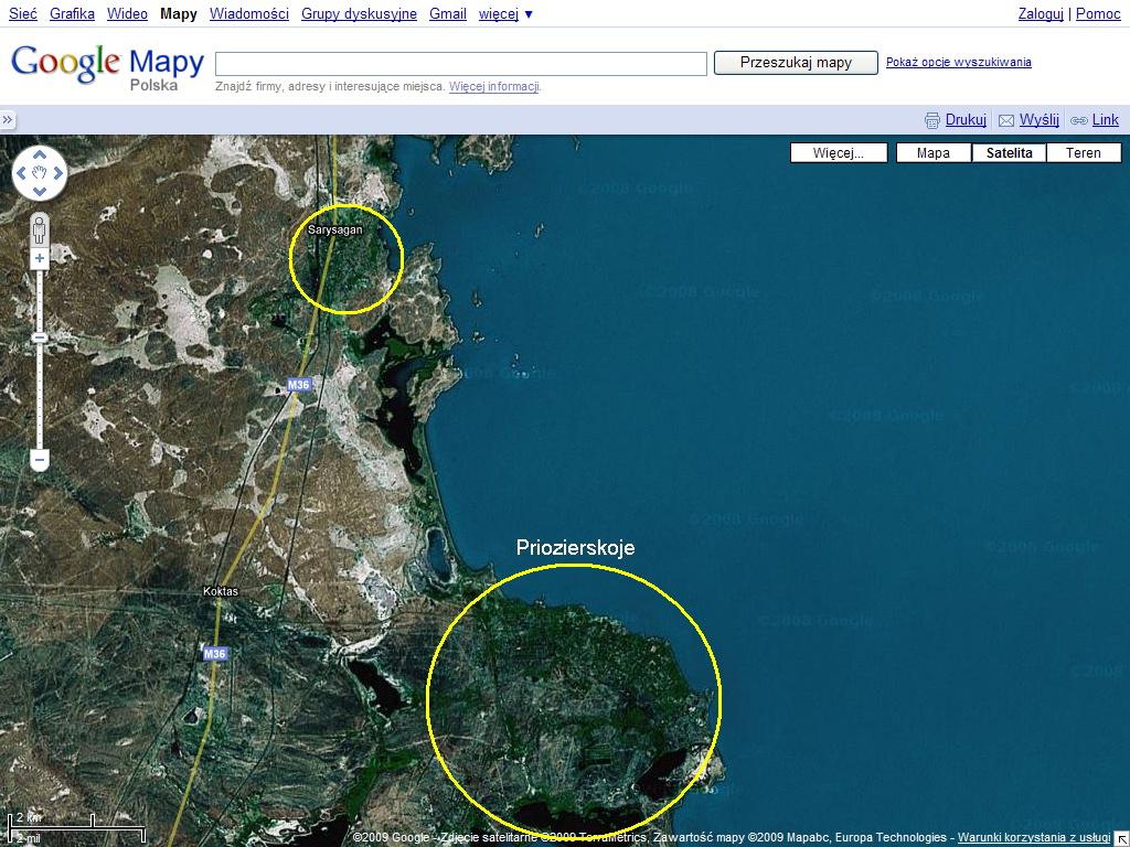 Można je było dostrzec jedynie na zdjęciach satelitarnych!