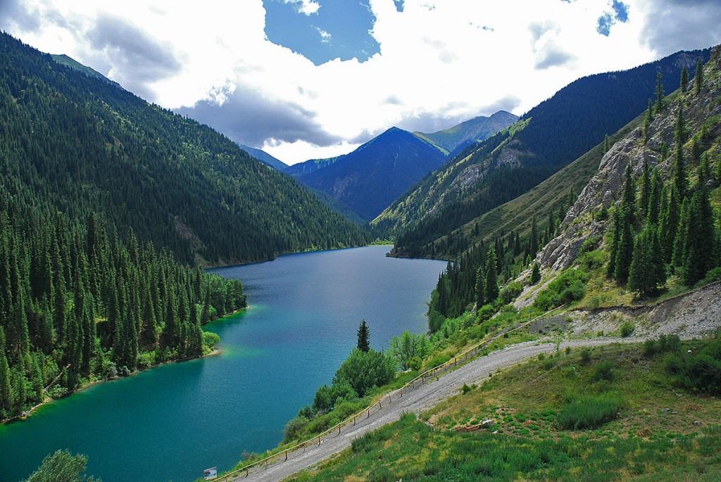 Pierwsze jezioro Kulsajskie