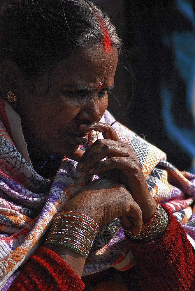 Gdy opóźnienie zwiększyło się do 10 godzin zaczęli martwić się również Hindusi :)